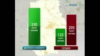 Инфографика: Сколько людей не получают пенсии и пособия на Донбассе :: Всем миром - (видео)