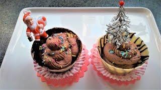 Tatlı Tarifleri - Çikolata Kasesi Nasıl Yapılır - Bizim Terek - How To Make Chocolate Dessert Bowls