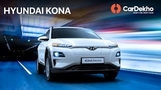 Hyundai Kona Electric SUV | Price In India | Review | Livestream | CarDekho