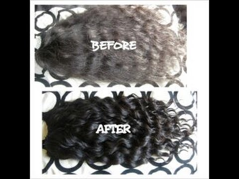 HOW TO BRING YOUR HAIR BACK TO LIFE W/ SILICON MIX