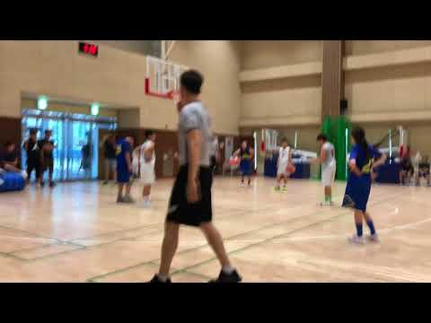 Andrew's Basketball Game