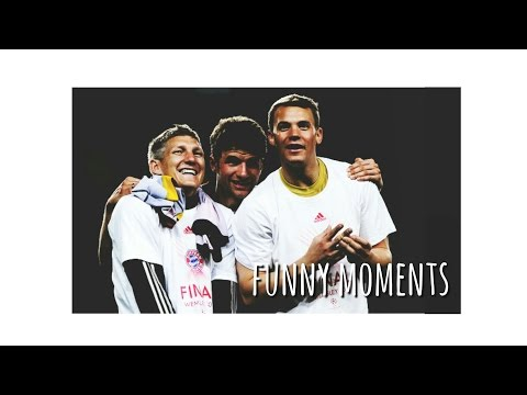 Best Of Thomas Müller, Manuel Neuer & Mario Götze | FUNNY MOMENTS