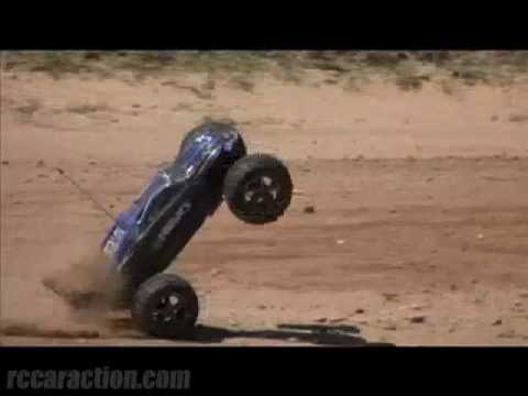 Traxxas E-Revo In Action