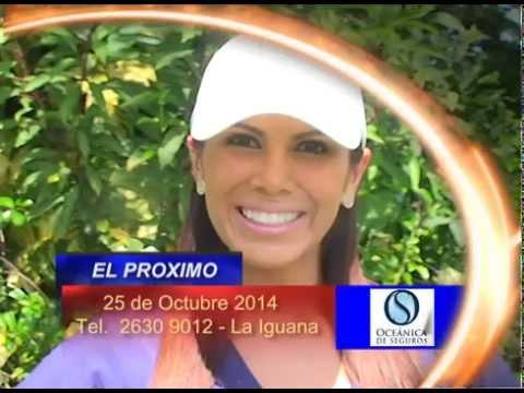 Invitacion Copa Oceánica de Seguros 2014 - Costa Rica - La Iguana