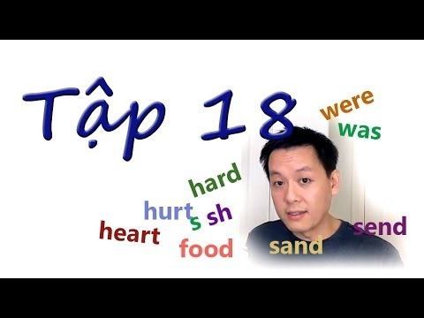 Tap 18: Phat Am Tieng Anh: Tra loi thap cam