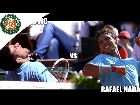 R.Nadal vs N.Djokovic Preview of the 2014 French Open Men's final