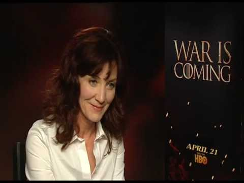 HBO Asia | Game of Thrones S2 - Interview with Michelle Fairley
