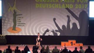 Anja Gentner & Christian Gartmeier - Großer Preis von Deutschland 2017