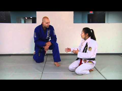 An Advanced Drill to Develop Your Open Guard Image 1