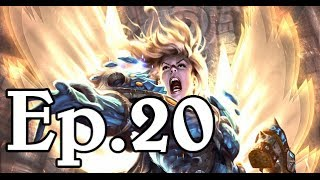Funny and Lucky Moments - Hearthstone -  Ep. 20