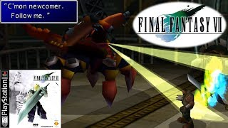 I AM THE WEAPON HERE! | Final Fantasy VII Part 15