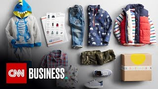 Stitch Fix CEO on move into kids' clothes
