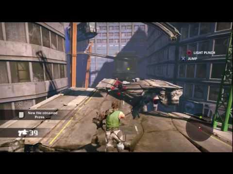 Bionic Commando Gameplay