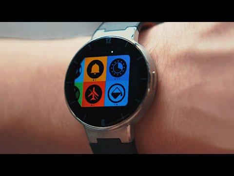 Обзор Alcatel OneTouch Watch