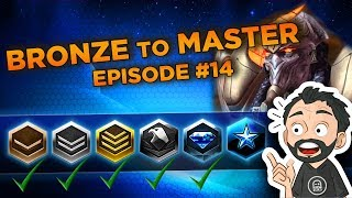 StarCraft 2 - Bronze to Master #14 - ALMOST MASTER ! 😎 (A lot of PvZ !)