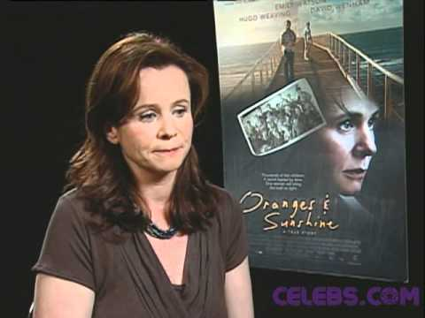 Celebs.com Original Interview: Two-time Oscar Nominee Emily Watson ('Oranges and Sunshine')