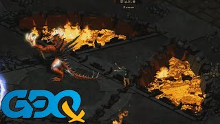 Diablo 2: Lord of Destruction Sorceress by MrLlamaSC in 1:33:55 - GDQx2018
