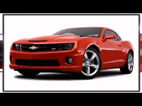 2012 Chevrolet Camaro Video