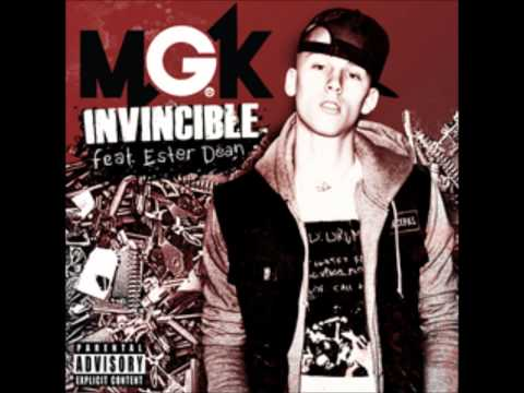 Invincible (feat. Ester Dean) - Machine Gun Kelly [full Htc Commercial Song] video