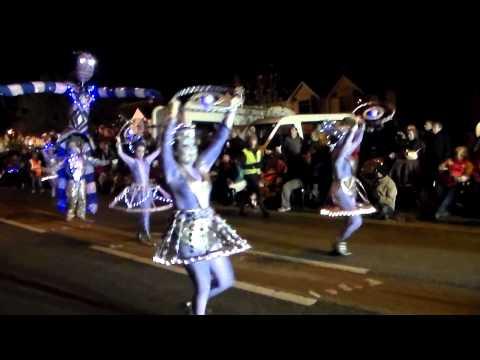 Xtreme cc Xtraterrestrial Bridgwater Carnival 2013-1/1