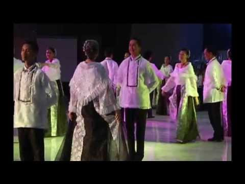 Silay Philippine Folk Dance: Tanda De Valse video