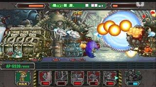[HD]Metal slug defense. WIFI!  REBEL  Deck!!! (1.46.0 ver)