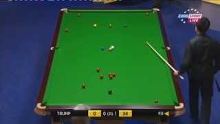Judd Trump vs Marco Fu - WSC 2013 - First session