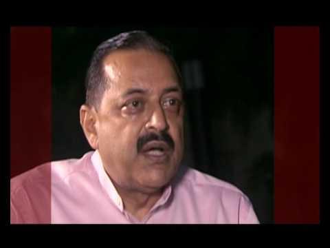 Do Saal, Modi Sarkar: Interview with Jitendra Singh (Promo)