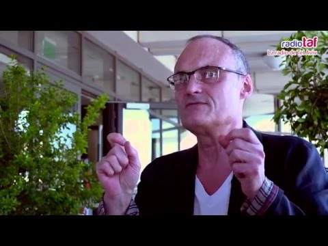 Philippe Val en Israel - interview exclusive sur RadioTAF