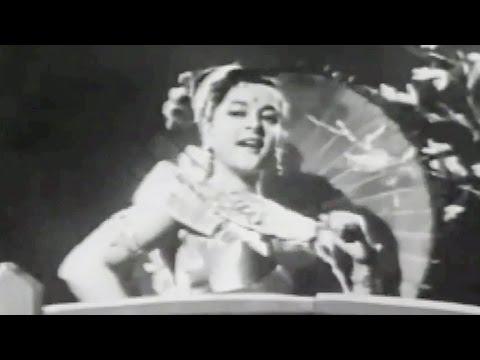 Gore Gore O Banke Chhore - Old Hindi Songs | Lata Mangeshkar | Samadhi video