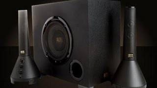 Altec Lansing Octane 7 Speaker Review