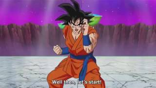 Goku Best fight Forever
