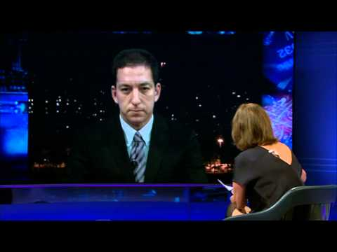 NEWSNIGHT: Edward Snowden debate and Kirsty Wark interviews Glenn Greenwald