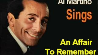 RAY PRICE - AN AFFAIR TO REMEMBER LYRICS