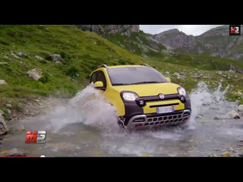 FIAT PANDA CROSS 2014 - TEST DRIVE 4X4