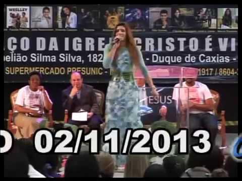 Leandra Nascimento l Um Dia Com Deus (2013)