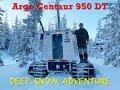 Argo Centaur in Deep Snow - Project #GreenGo