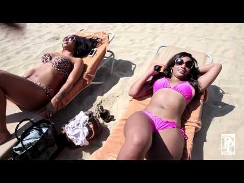 Bp & Montana Cmb £r Hit Barcelona Part 1 (i Dont Give A Damn Shoot) video