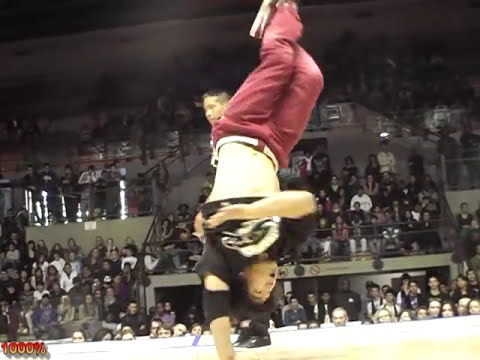 1000% BBOY KILL ( gambler) VS BILLY BOY ( pokemons)by YOUVAL