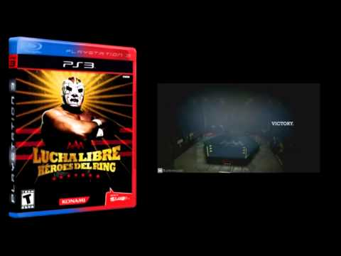 Descarga AAA Lucha Libre Heroes of the Ring [PS3][USA][4.xx]MEGA/UPLOADED]