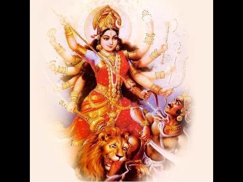 Maa Durga Kilak Stotra With Hindi Meaning - Rec 22
