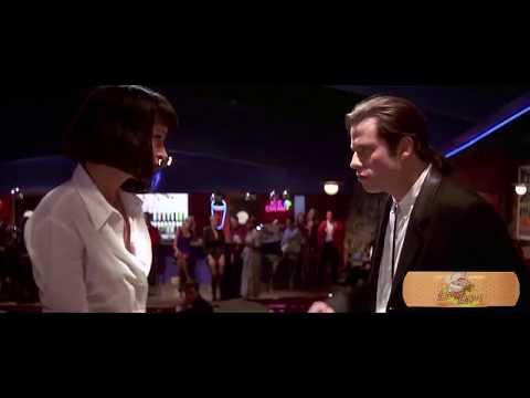 Ras tas tas de John travolta y Uma thurman