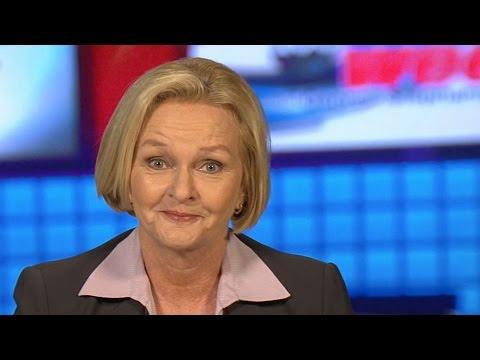 Sen. Claire McCaskill on Hillary Clinton's Campaign