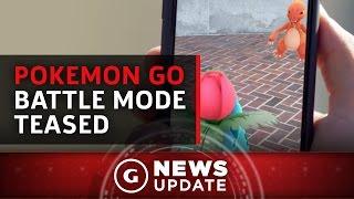 Pokémon Go Battle Mode Teased - GS News Update
