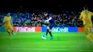 هدف أتلتيكو مدريد ضد برشلونة 1-0 /05-04-2016 - FC Barcelone  0 - 1 Atlético Madrid