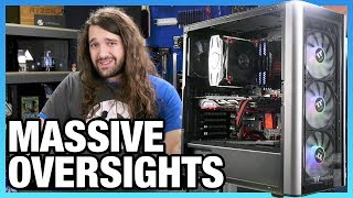 Thermaltake Level 20 MT Review: Elementary Mistakes