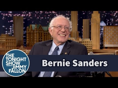Bernie Sanders Looks Forward to Beating Donald Trump