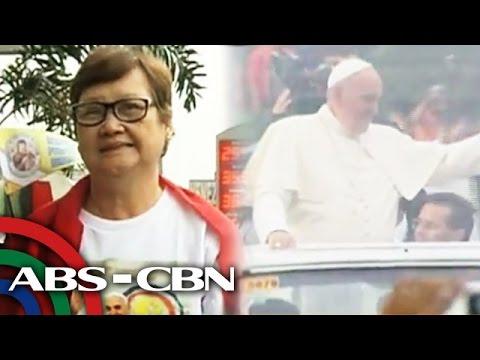 Catholics await Pope Francis
