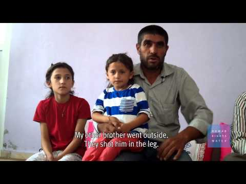 Syria: Family Gunned Down by ISIS