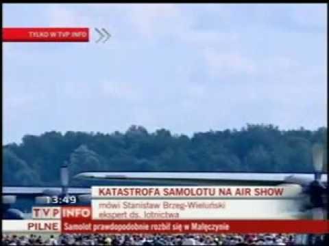 Katastrofa Lotnicza SU-27. Air Show 2009